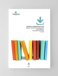 Pack Temario Administrativos - Bloque 1 - Generalitat Valenciana - Temarios PDF