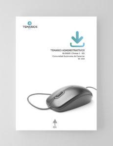 Temario - Auxiliares Administrativos Canarias - Bloque 1 - Temarios PDF
