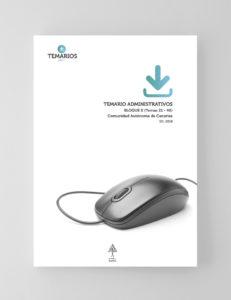 Temario - Auxiliares Administrativos Canarias - Bloque 2 - Temarios PDF