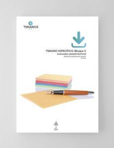 Temario Específico Auxiliares Administrativos - Servicio Andaluz Salud - Bloque 1 - Temarios PDF