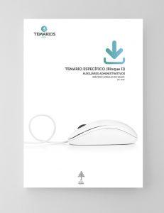 Temario Específico Auxiliares Administrativos - Servicio Andaluz Salud - Bloque 2 - Temarios PDF