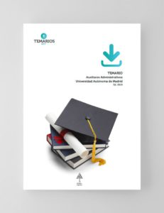 Temarios Auxiliares Administrativos Universidad Autónoma Madrid - Temarios PDF