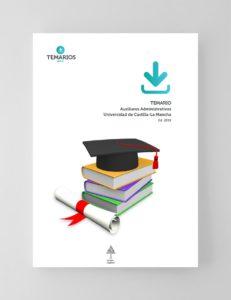 Temario Auxiliar Administrativo Universidad Castilla La Mancha 2019