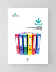 Pack Temario Cuerpo Auxiliar Administrativo Junta de Andalucía 2019 - Parte 1