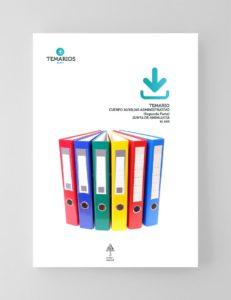 Pack Temario Cuerpo Auxiliar Administrativo Junta de Andalucía 2019 - Parte 2