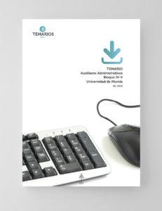 Temario Administrativos Universidad Murcia Bloque 4 y 5 - Temarios PDF
