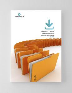Temario Común Cuerpo Técnico - Junta de Extremadura - Temarios PDF