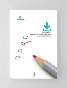 Test de Repaso Auxiliares Administrativos Navarra 2019 - Bloque 1