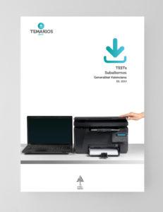 Test Subalternos Generalitat Valenciana - Temarios PDF