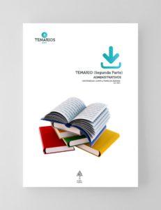 Temario Administrativos Universidad Complutense de Madrid - 2 parte