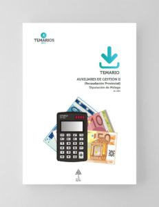 Temario Auxiliares de Gestión 2 - Diputaión de Málaga 2020