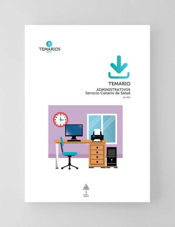 Temarios Oposiciones Administrativo Salud Canarias