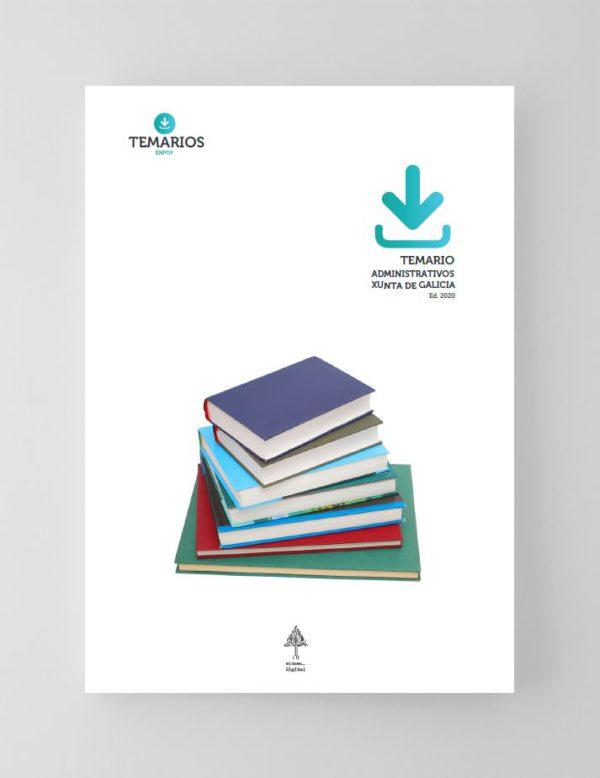 Temario Administrativos Xunta de Galicia 2020