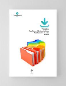 Temario Auxiliares Administrativos Ayuntamiento Ávila 2020