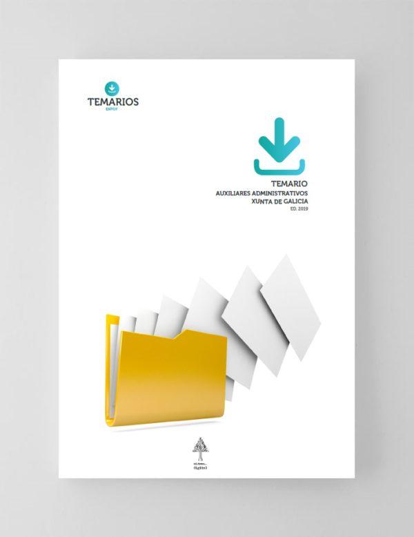 Temario Auxiliares Administrativos Xunta de Galicia 2019