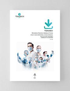 Temario Normativa General Instituciones Sanitarias Generalitat Valenciana