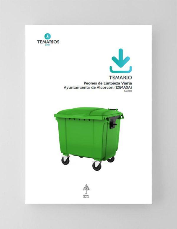 Temario Peones Limpieza Viaria - Ayuntamiento Alcorcón 2020