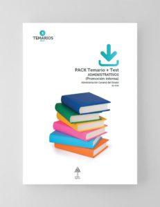 Temario y Test de Repaso Administrativos Promoción Interna AGE 2020