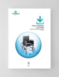 Pack Temario Celadores - Servicio Canario de Salud 2020