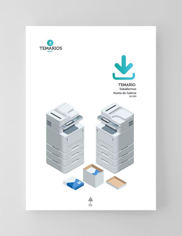 Temario Subalterno Xunta de Galicia - Temarios PDF