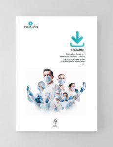 Temario Normativa general y sanitaria común Instituciones Sanitarias Generalitat Valenciana 2021
