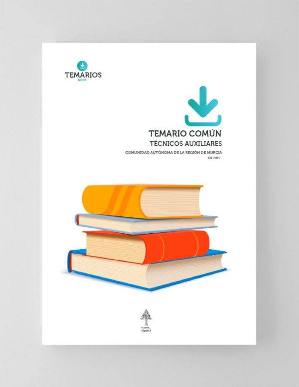 Temario Común Técnicos Auxiliares Comunidad Autónoma Murcia - Temarios PDF