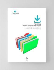 Temario Auxiliares Administrativo - Bloque 2 Administración General del Estado