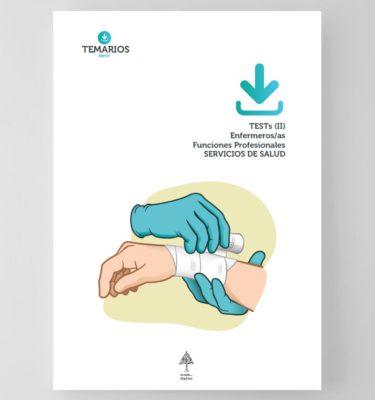 Test Enfermeros Funciones Profesionales Servicios de Salud