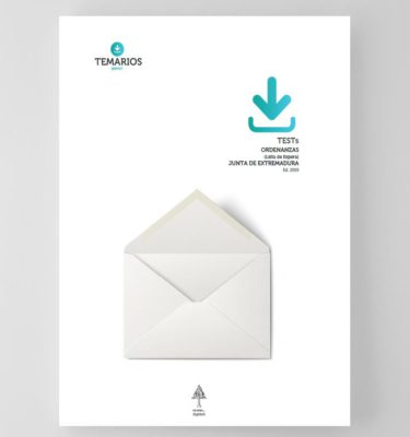 Test Ordenanzas Junta Extremadura Lista Espera - Temarios PDF