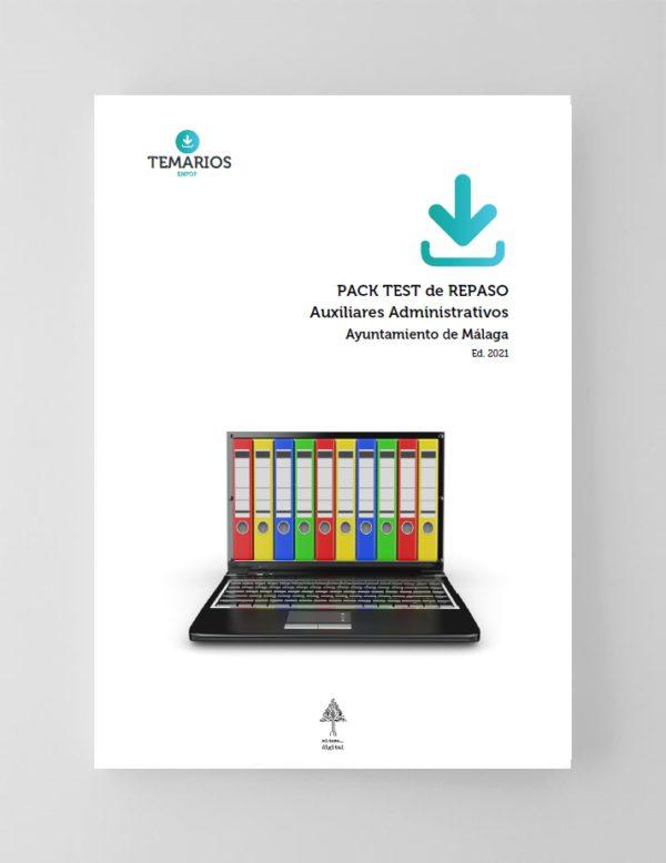 Test Repaso Auxiliares Administrativos Ayuntamiento Malaga