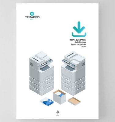Test Repaso Subalternos Xunta de Galicia 2020