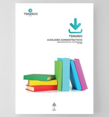 Temario Auxiliares Administrativos Ayuntamiento Torrelodones 2020