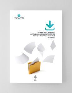 Temario Auxiliares Administrativos Bloque 1 - SERMAS - Temarios PDF