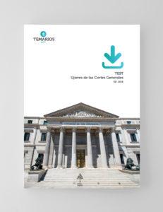Test Ujieres Cortes Generales - Temarios PDF
