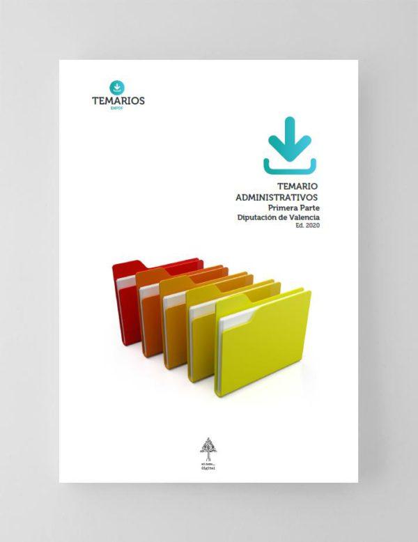 Temario Administrativos Diputación de Valencia 2020 - Parte 1