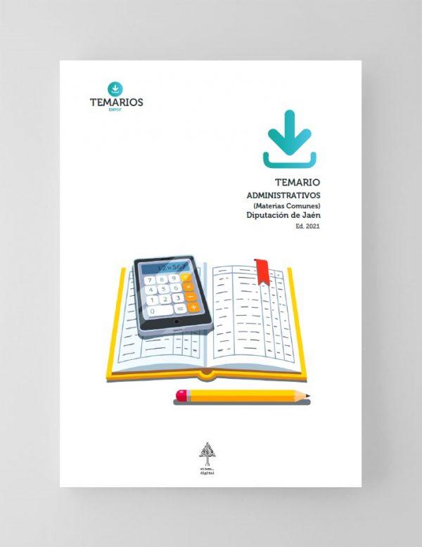 Temarios Administrativos Diputación de Jaén - Temarios PDF