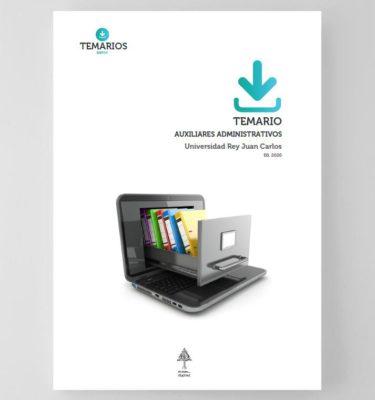 Temario Auxiliares Administrativos Universidad Rey Juan Carlos 2020