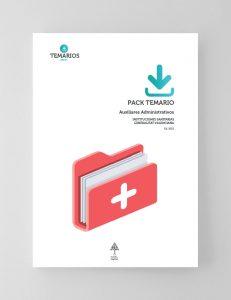 Pack Temario Auxiliares Administrativos Instituciones Sanitarias Comunidad Valenciana