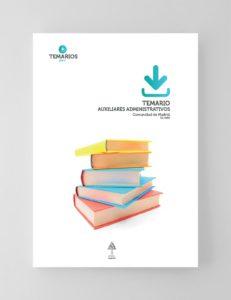 Temario Auxiliares Administrativos Comunidad de Madrid 2019