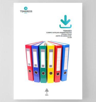 Temario Cuerpo Auxiliar Administrativo Junta de Andalucia - Parte 1