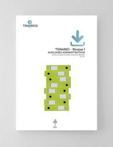 Temario Auxiliares Administrativos Ayuntamiento Servicio Salud Castilla La Mancha - Bloque 1 - Temarios PDF