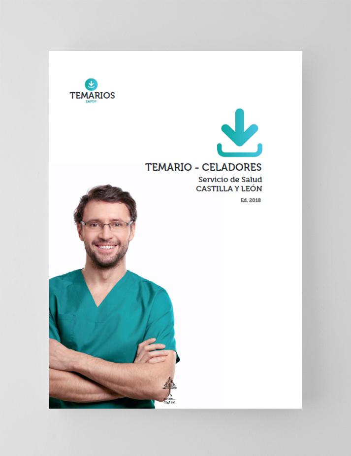 Temario Celadores Servicios Salud Castilla y León - Temarios PDF