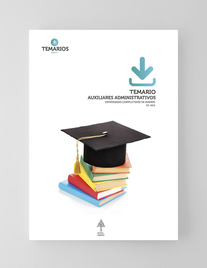 Temario Auxiliares Administrativos Complutense - Temarios PDF