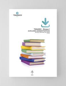 Temario Auxiliares Administrativos - Bloque 1 - Servicio Murciano Salud - Temarios PDF