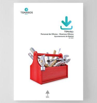 Temario Personal Oficios - Ayuntamiento de Madrid 2020
