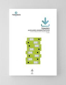 Temario Auxiliares Administrativo - SESCAM - Temarios PDF