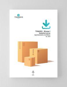 Temario - Subalternos Ayuntamiento Bilbao 2019 - Bloque 1