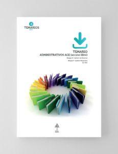 Temario Administrativo AGE acceso libre 2020