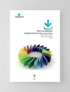 Test de Repaso Administrativos AGE 2020