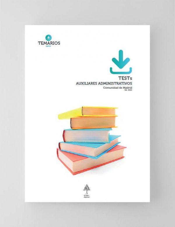 Test Auxiliares Administrativos Comunidad de Madrid 2021